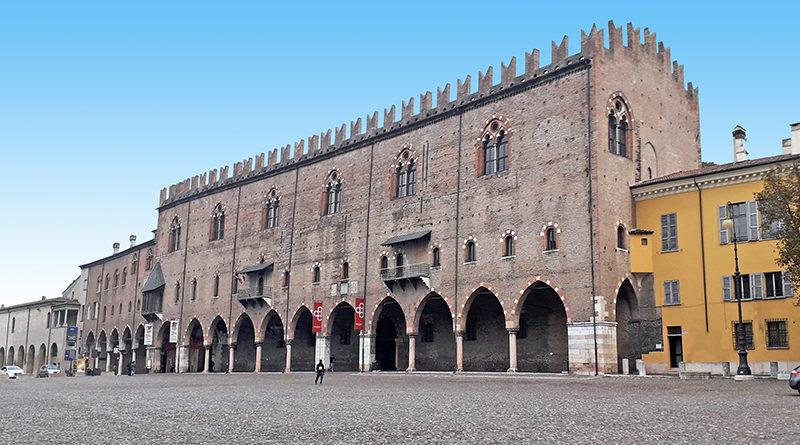 Mantova - Il Palazzo del Capitano
